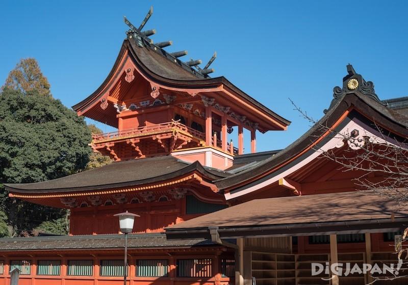 Fujisan Hongu Sengen Taisha main hall