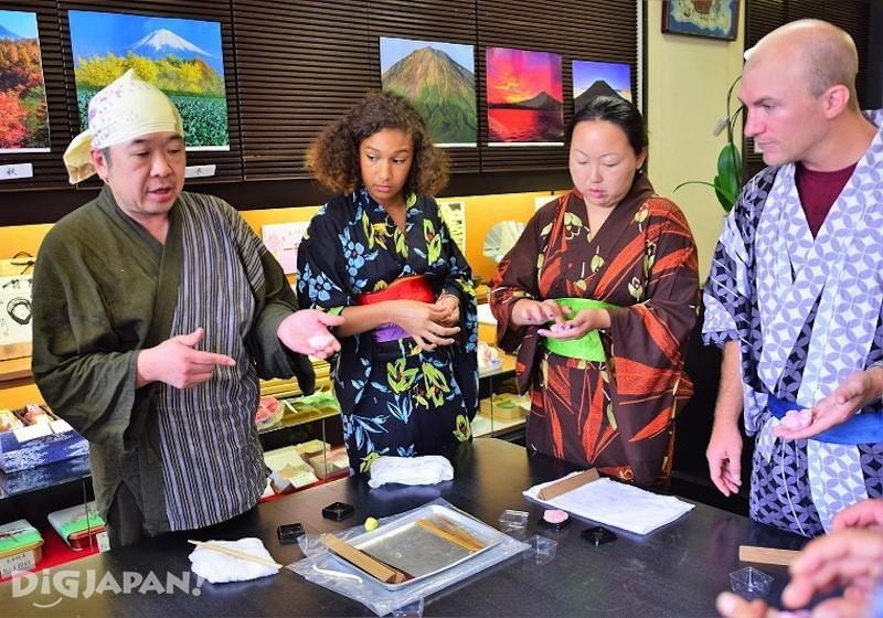 日本文化体验活动