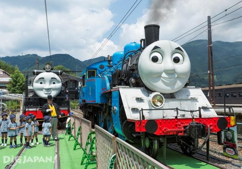 汤玛士号火车