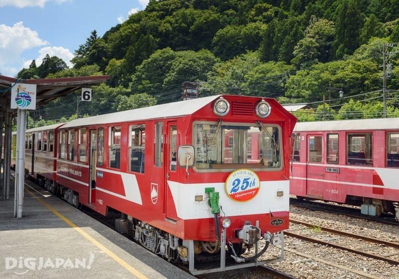 アプト式鉄道(井川線)