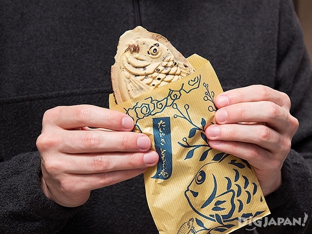 Asagaya Pearl Center taiyaki