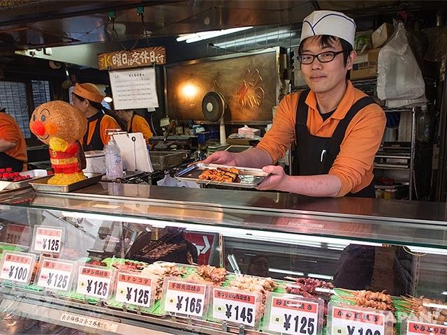 稻毛屋的青椒鸡胸肉串