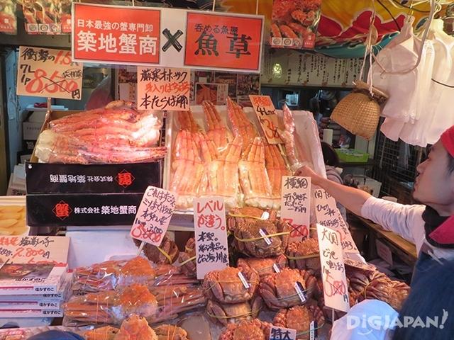 可以用优惠价格买到衣服、食品和进口商品
