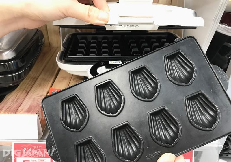 Vitantonio松饼机烤盘2