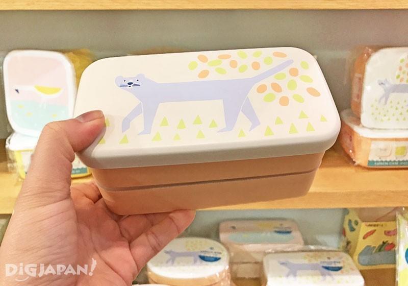 AIUEO午餐饭盒