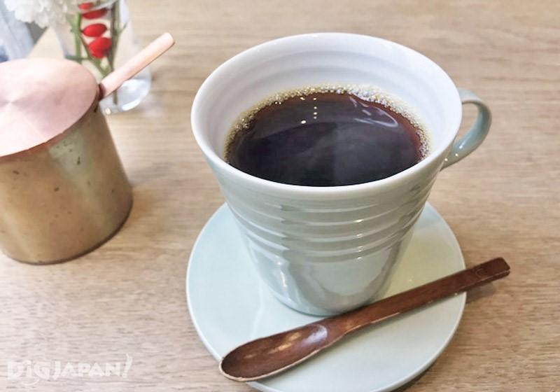 开化堂招牌咖啡820日元
