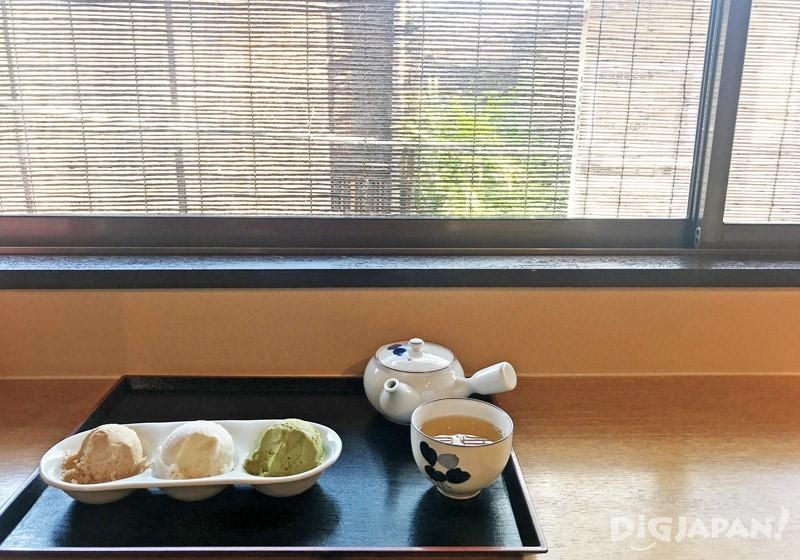 在祇园KINANA本店感受京都街道风情