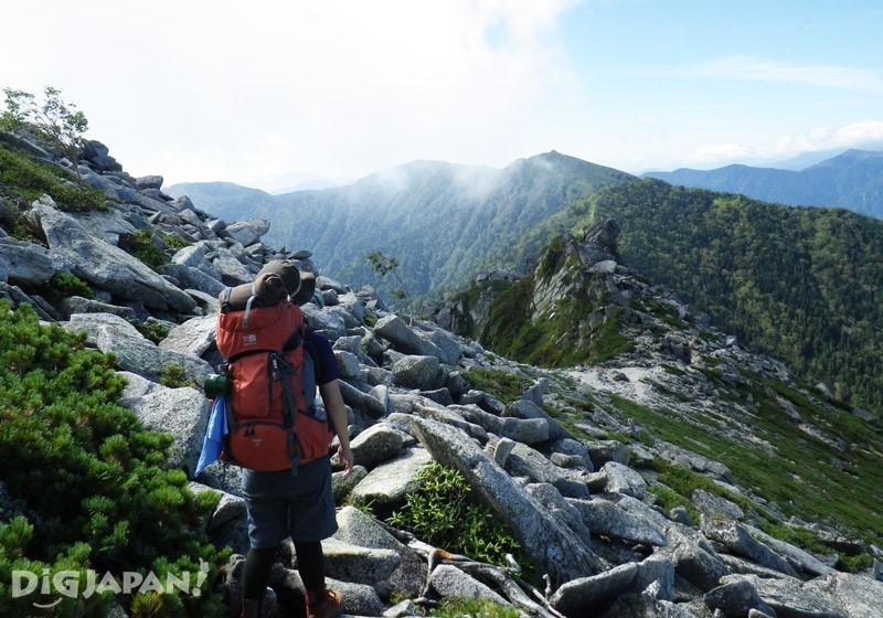 Mount Chogatake2