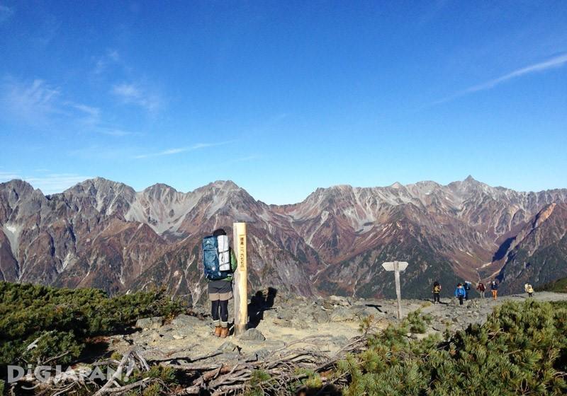 Mount Chogatake3