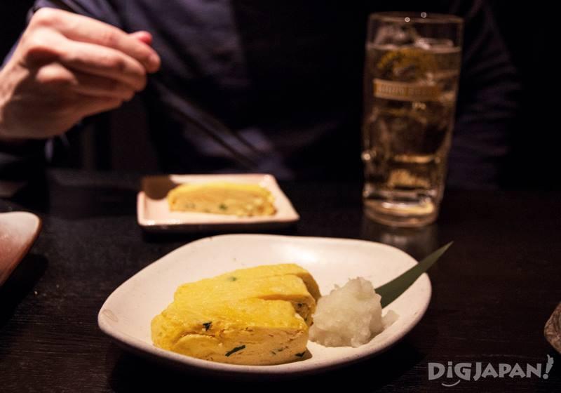 Tamagoyaki - Japanese Izakaya