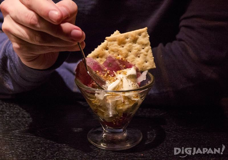 烤牛肉芭菲冰淇淋