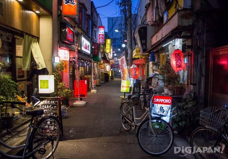 日本居酒屋