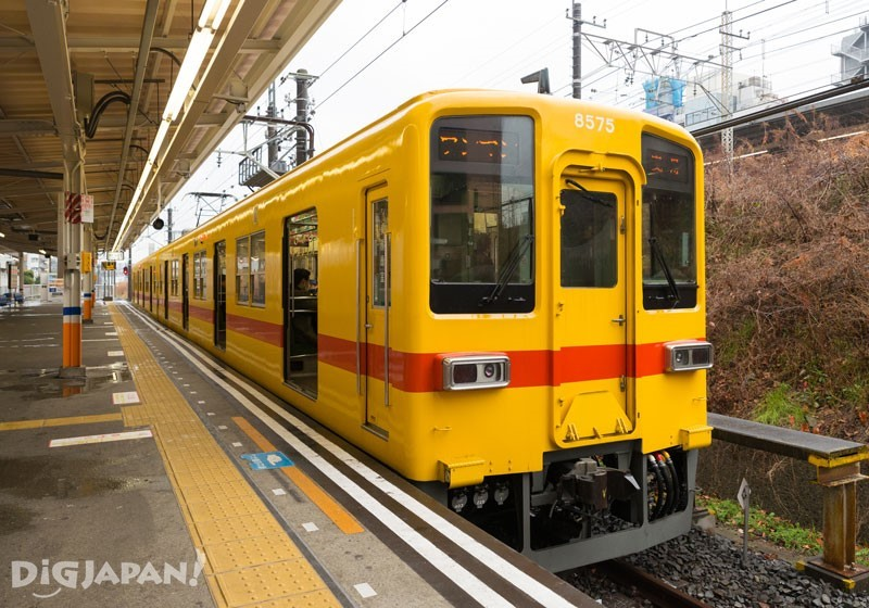 龜戶線列車