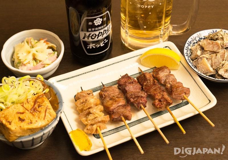 浩司-居酒屋料理