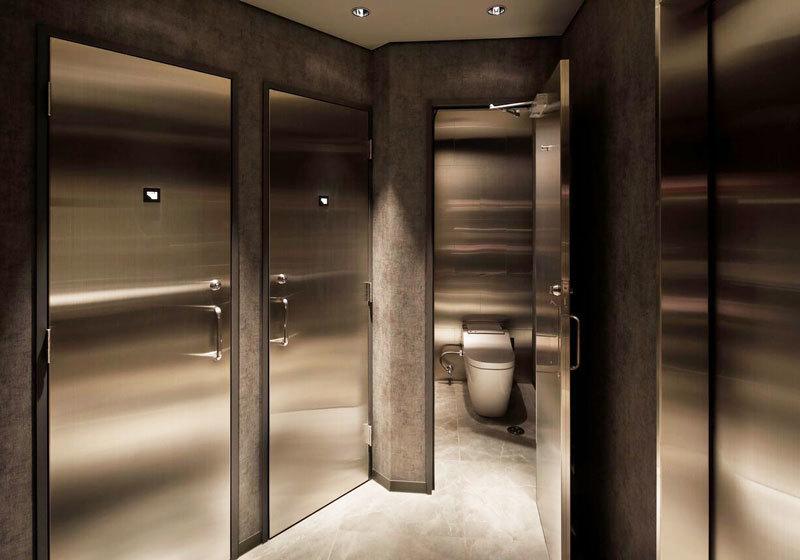 乾淨的廁所