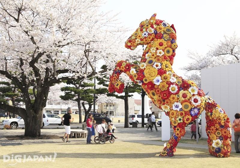 青森县十和田官厅街大道(驹街道)3