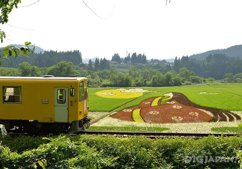 田園藝術和內陸線