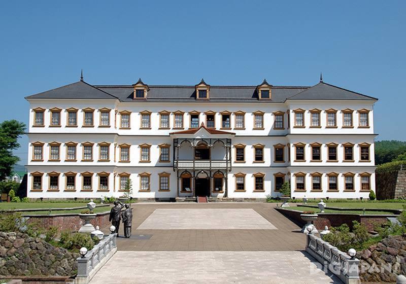 木造三層建築歷史遺產-小坂礦山事務所