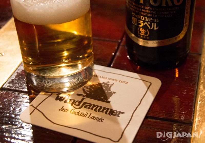 Yokohama Beer and Jazz - The Windjammer Jazz Bar