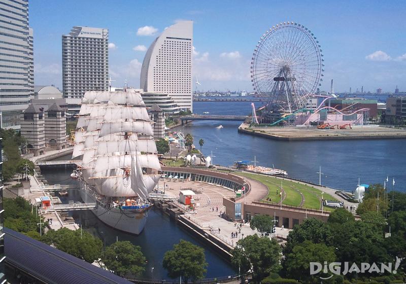 Yokohama Minato Mirai View