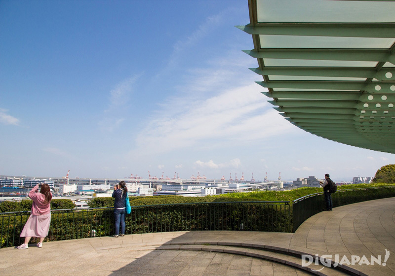 Minato no Mieru Oka Park - Harbor View Park Yokohama
