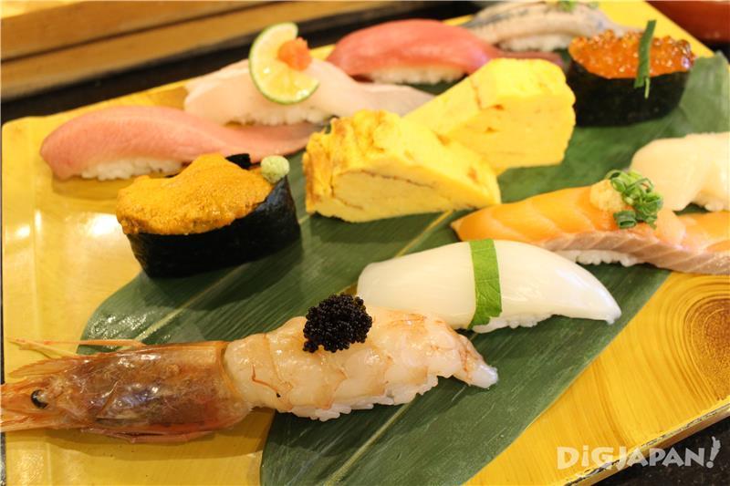 Sushi no Midori Umegaoka