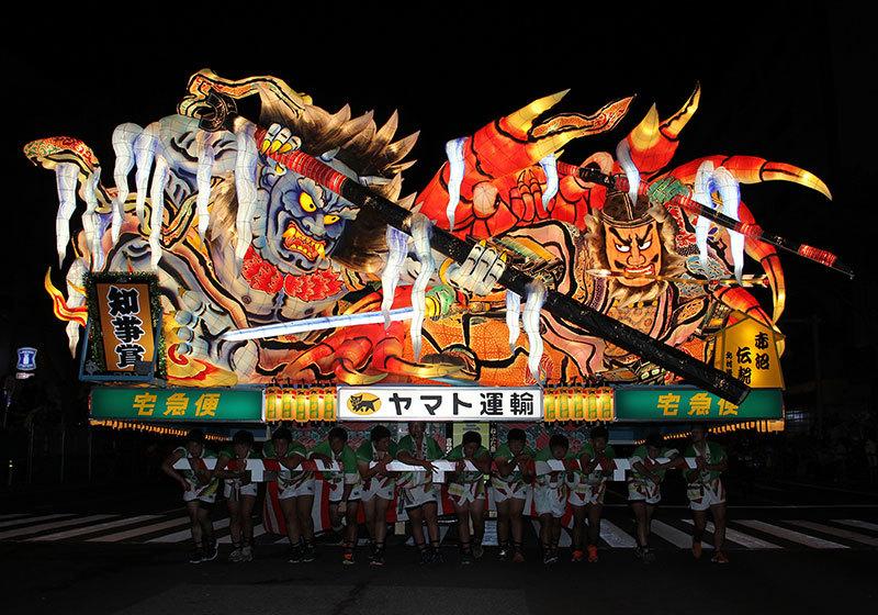 青森ねぶた祭(青森県)1