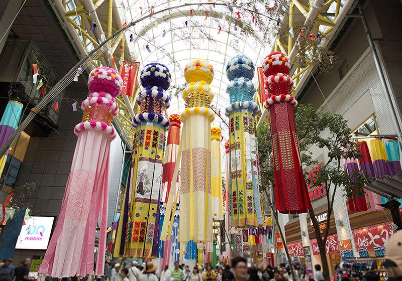 仙台七夕祭1