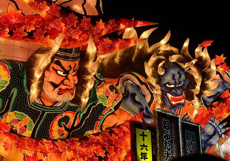 青森ねぶた祭(青森県)3