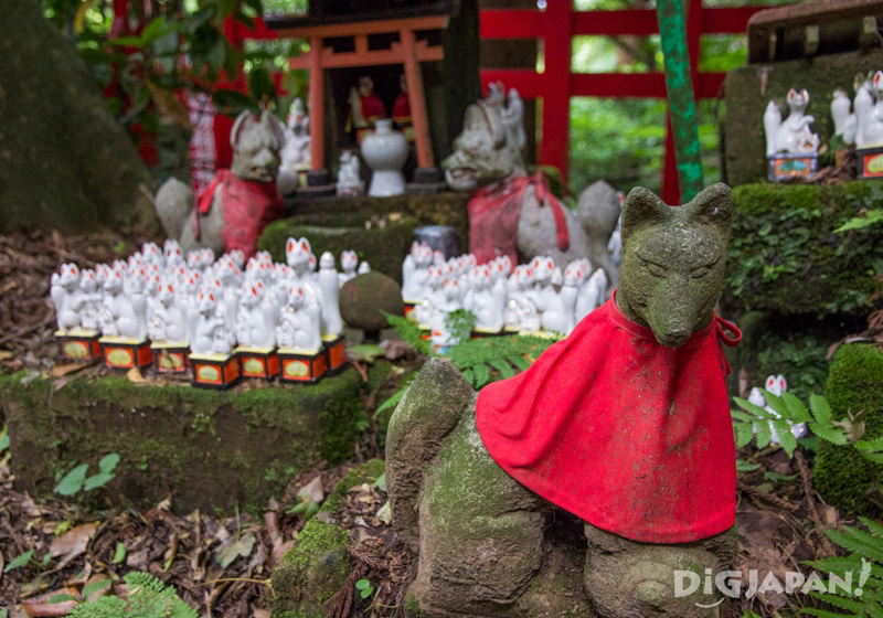 Sasuke Inari Shrine in Kamakura
