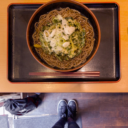 Want to Try Tachigui Soba? 3 Standing Soba Restaurants to Get You Started