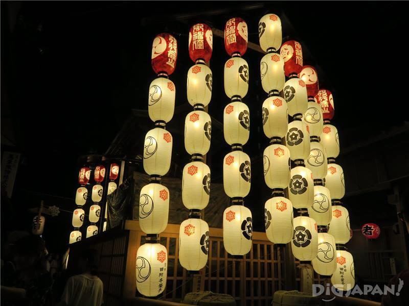 เทศกาลกิออน (Gion Festival)2