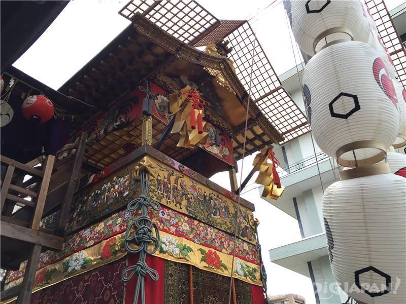 เทศกาลกิออน (Gion Festival)4
