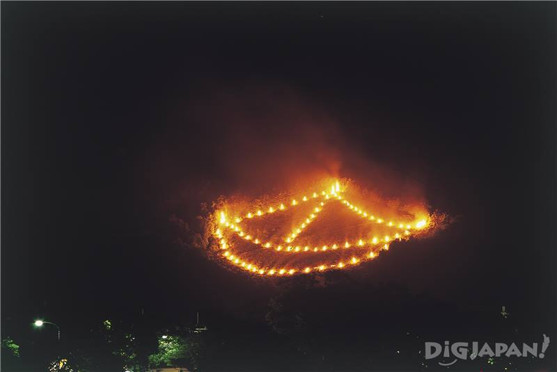 京都五山送り火4