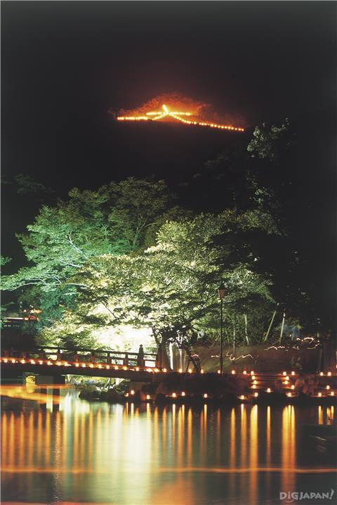 京都五山送り火5