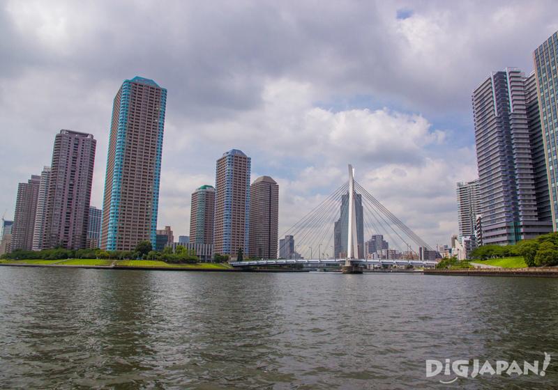 日本桥游船1