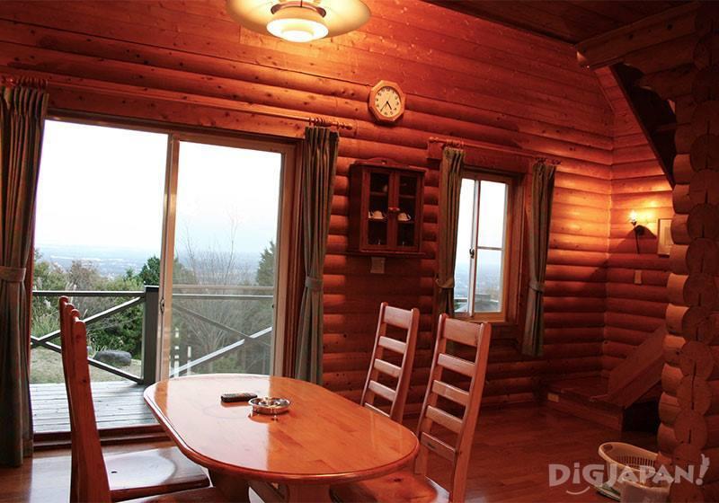 ถ้าจะค้างคืนต้อง The forest Atago Tengu Sky Lodge2