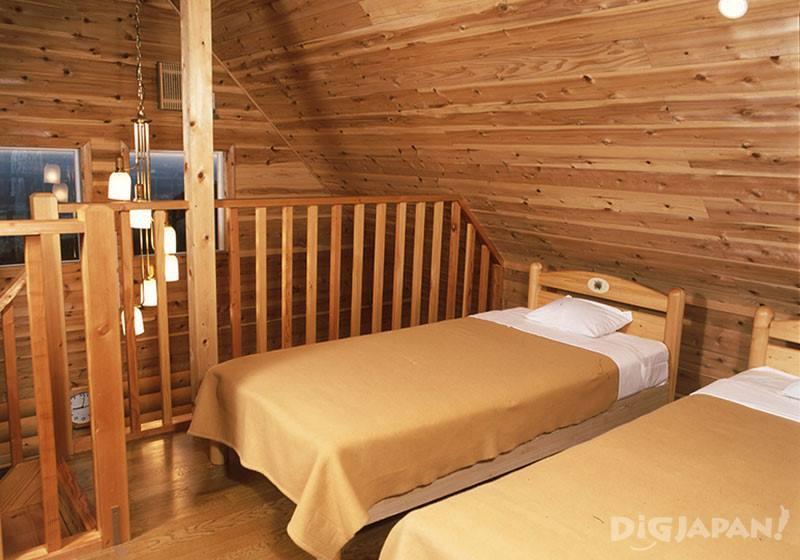 ถ้าจะค้างคืนต้อง The forest Atago Tengu Sky Lodge3