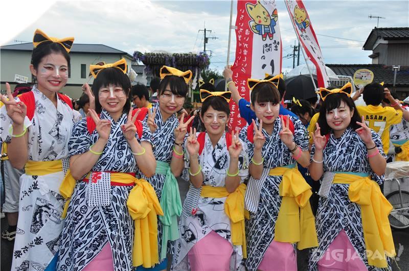 ลุยเทศกาลหน้าร้อนญี่ปุ่นแบบจัดเต็มที่เมืองคะซะมะ!4