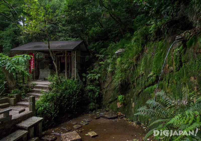 Inaridaimyojin Shrine, Todoroki Valley