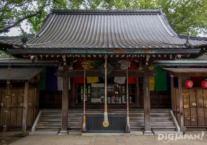 Todoroki Fudoson main hall