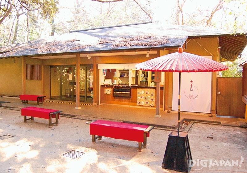 Setsugekka tea house