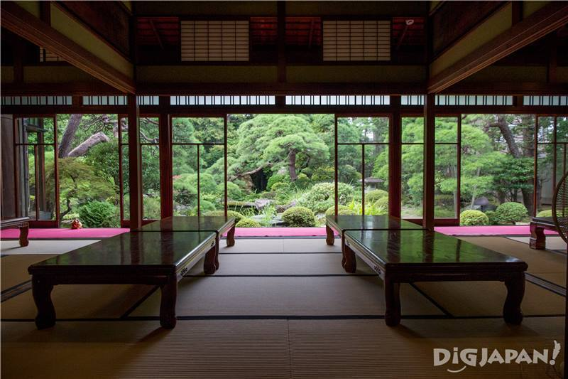 Admire an Idyllic Japanese Garden While Sipping on Matcha at Yamamoto-Tei