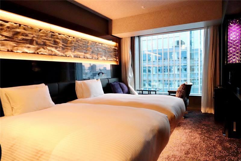 雙床套房1