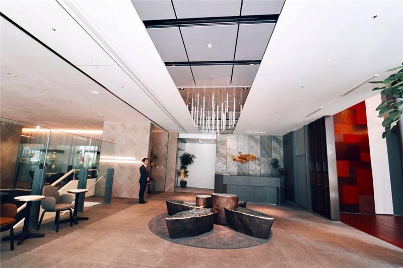 1樓電梯大廳