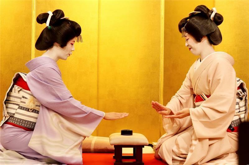 橋樂亭 藝妓和服體驗2