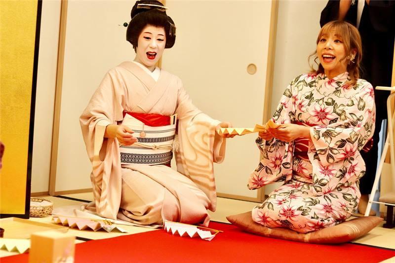橋樂亭 藝妓和服體驗3