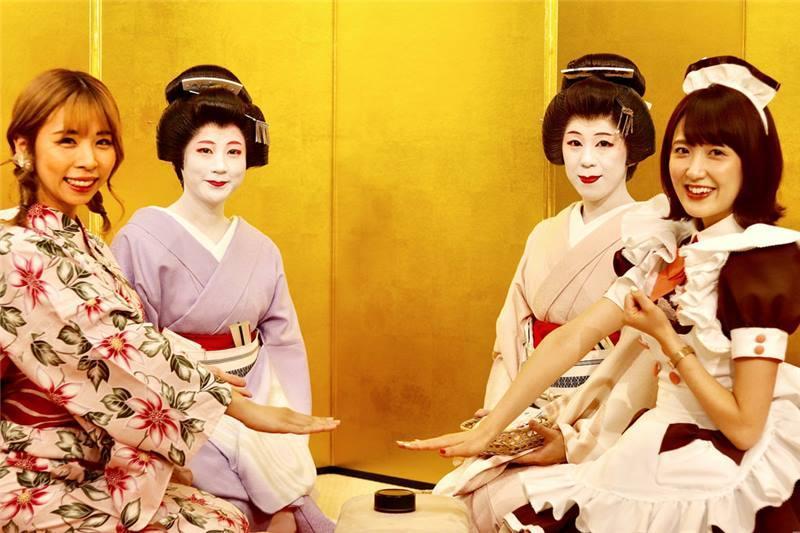 橋樂亭 藝妓和服體驗4