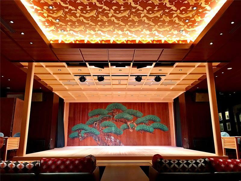 水戲庵 日本傳統現代結合