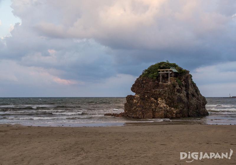 Inasanohama beach